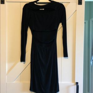 Black dress for a night out!